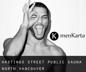 Hastings Street Public Sauna (North Vancouver)